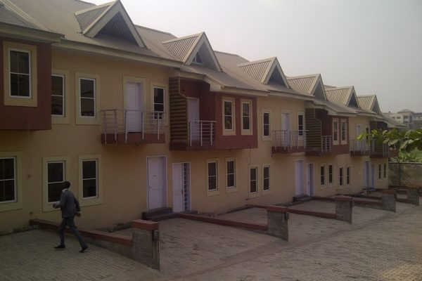 4Bedroom Terrace House at Orchard Grove Court, River Valley Estate, Ojodu,