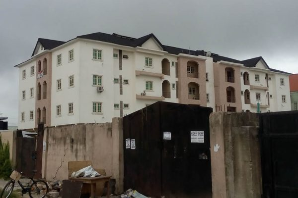 3Bedroom flat with 1room Maids Room in Mansfield Court, on House on the rock Road, Ikate Elegushi, Lekki, Lagos